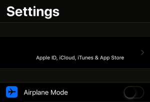 Iphone Airplane Mode setting.png