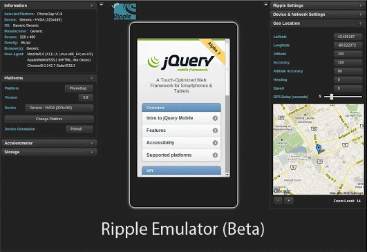 Ripple Emulator (Beta)