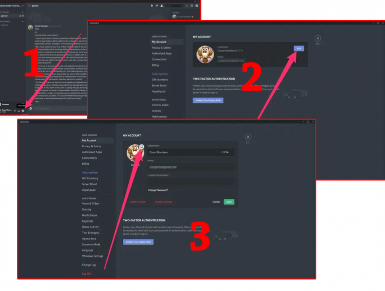 How To Change Your Discord Profile Picture On PC