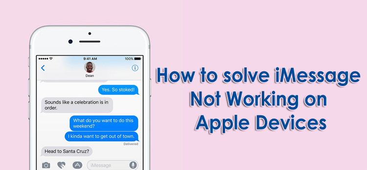 How to fix iMessage on iPhone, iPad & Mac